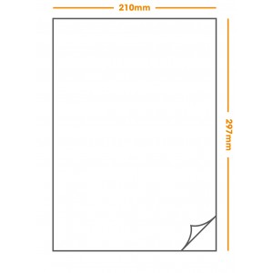 A4 NCR PADS - 2Part