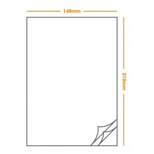 A5 NCR PADS - 3Part